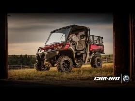 Can-Am 2016 Defender