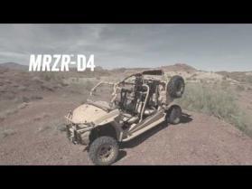 Polaris Defense MRZR-D4 - Polaris Off Road Vehicles