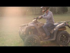 KYMCO MXU 700i LE EPS - ATV Demo