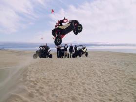 Can-Am Maverick X3 Race Tune FOX Suspension Set Up