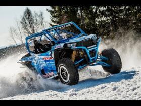 Richard Göransson´s Polaris RZR: Wild in the Snow