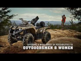 2018 Kodiak 450 ATV intro video
