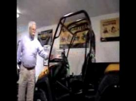 2010 Cub Cadet Volunteer UTV video walkaround