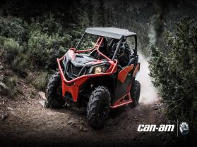 2018 Maverick Trail - Can-Am