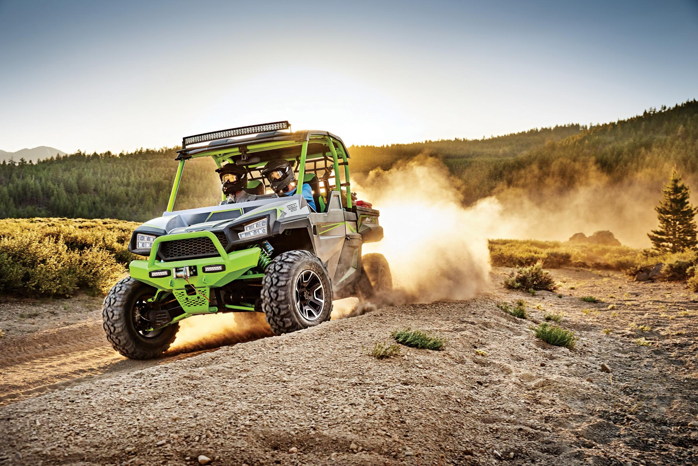 Work Hard, Play Harder with New Textron Off Road Havoc™ Side
