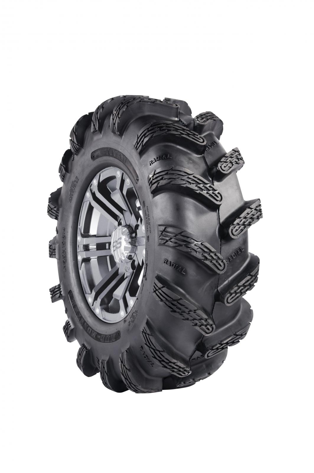 Titan Tire Introduces First Radial Atv Tire Atv Illustrated
