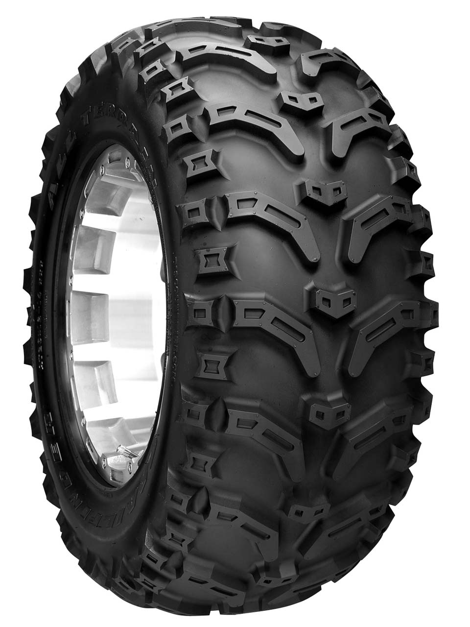 Trailfinder Atv Tire From Discount Tire Direct Atv Illustrated