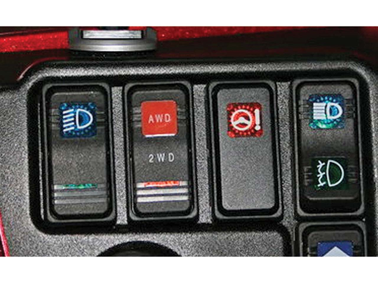 Light Switch For The Baja M1009 Fuse Diagram on