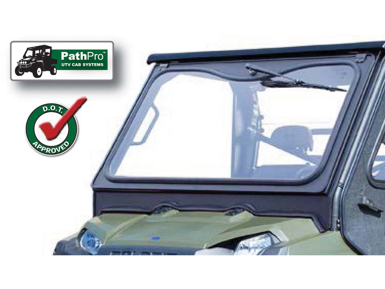 Curtis Introduces Two New Windshield Options For PathPro
