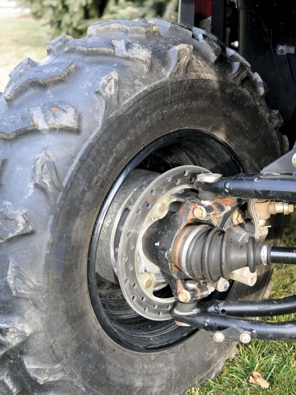 Ride Tested - Durablue UTV Wheel Spacers | ATV Illustrated