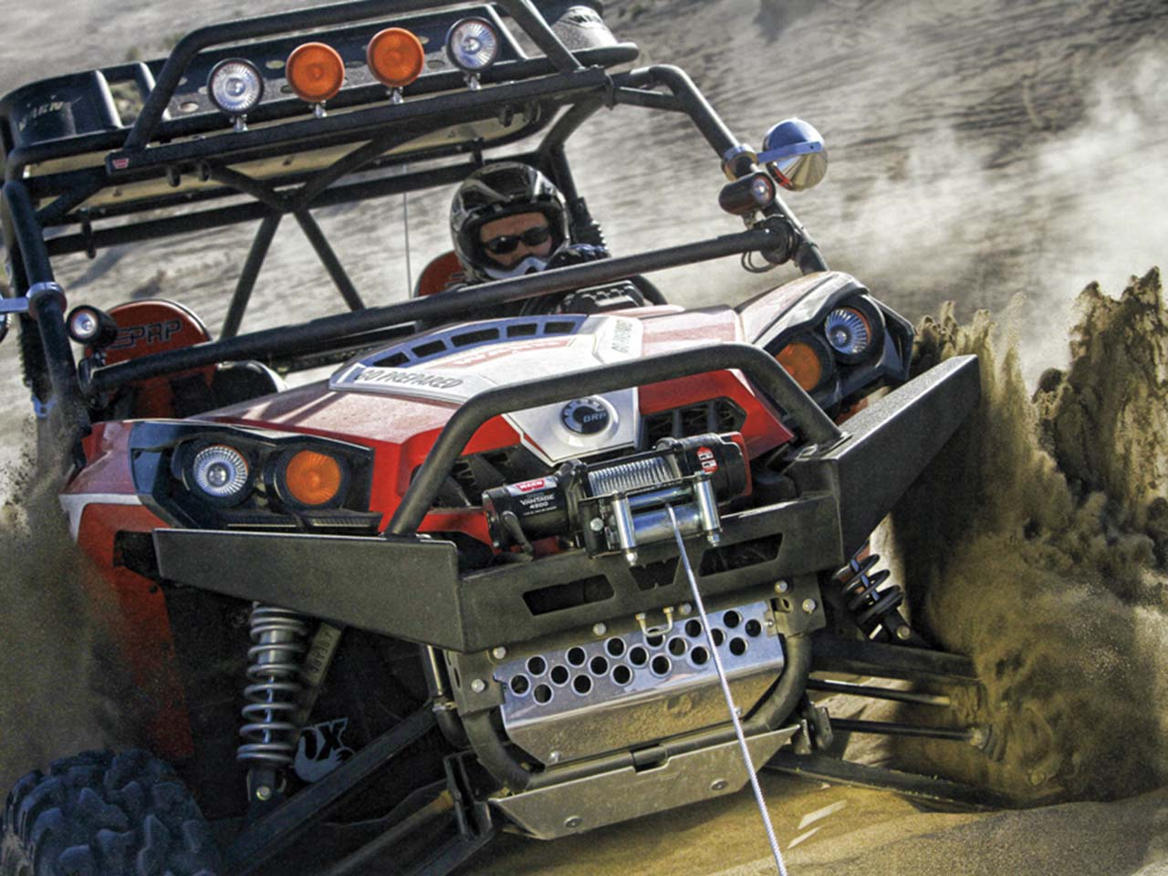 Warn Industries Introduces 12 New Powersports Winches For