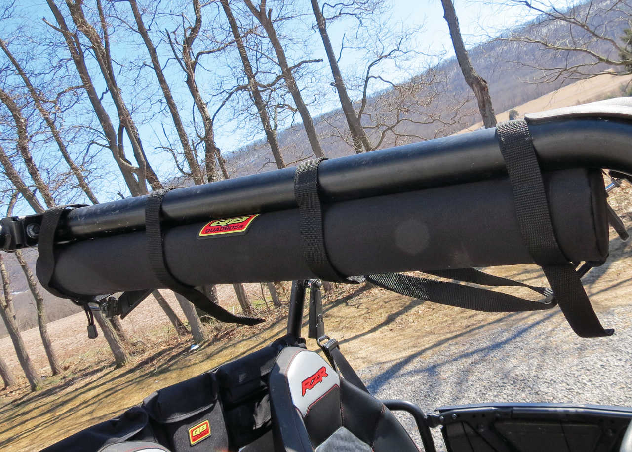 New Product Review Stow And Go Atv Illustrated
