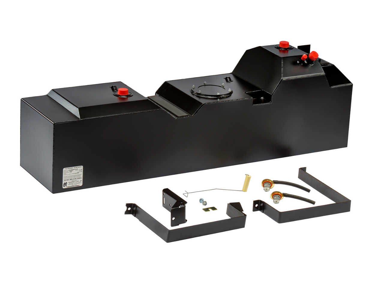 Replacement Ford Gas Tanks : Transfer flow introduces larger replacement fuel tanks for