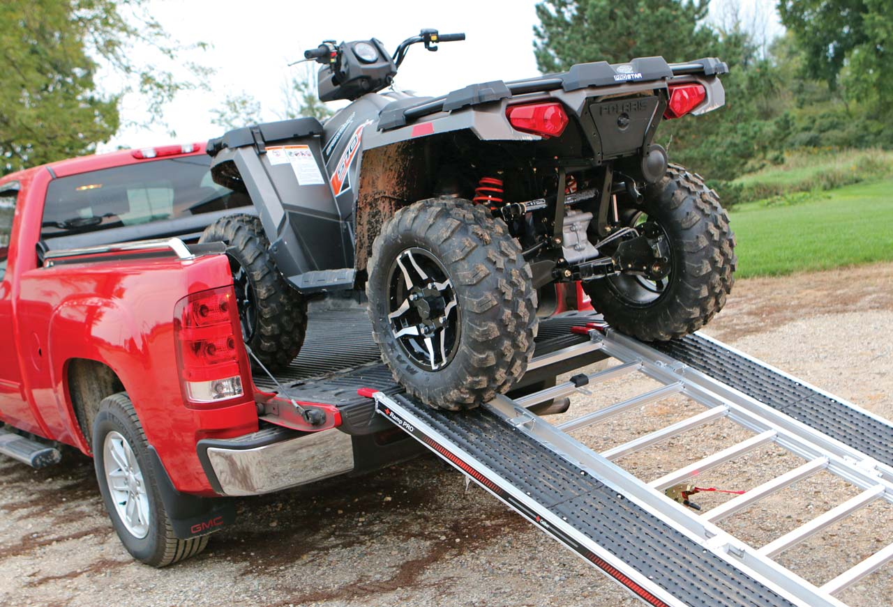 Atv Truck Ramps >> Product Review Ramp Champs Atv Illustrated