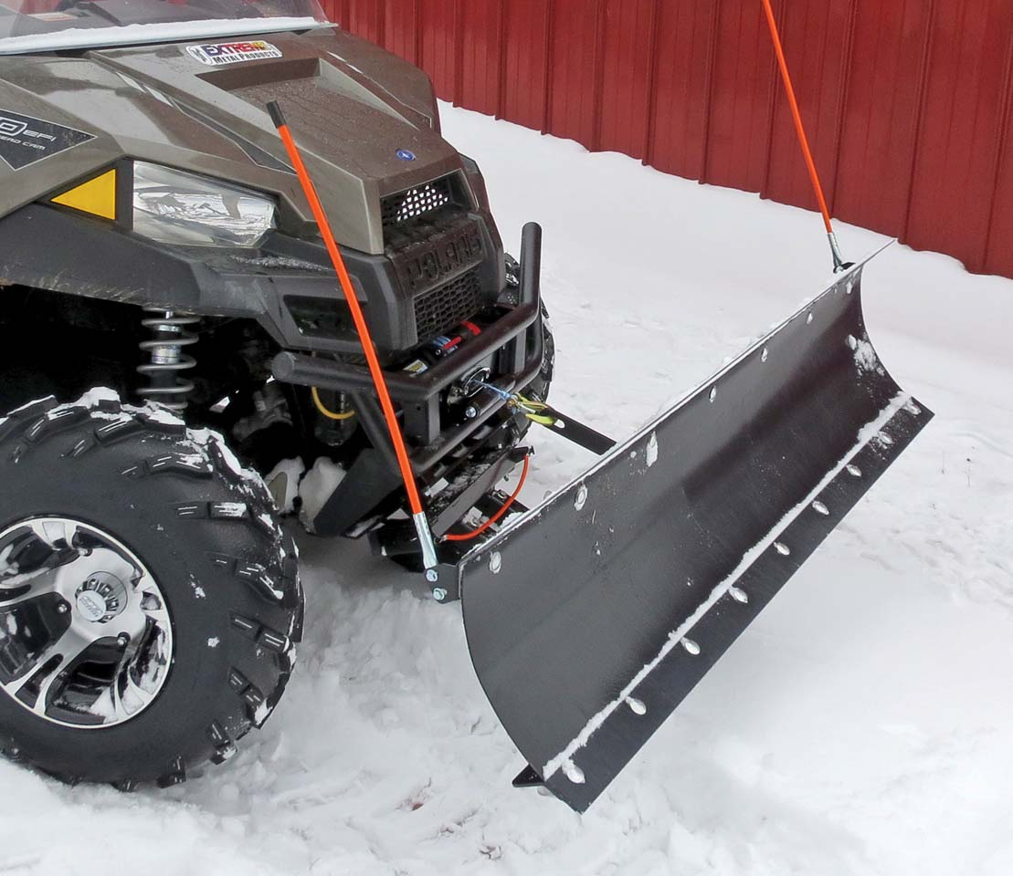 Buyer's Guide - Snow Plow Roundup | ATV Illustrated