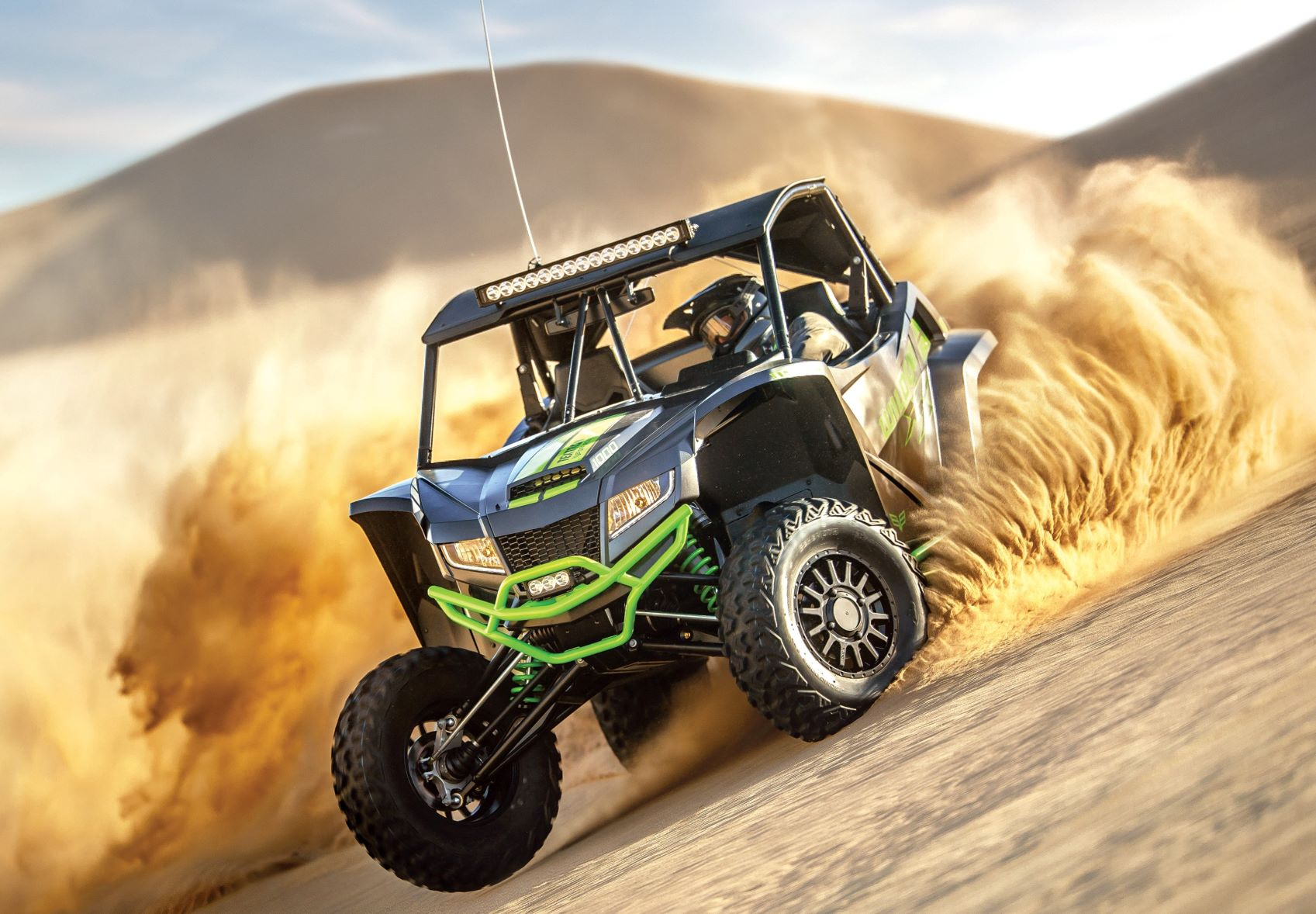 Side By Side Utv >> 2018 SIDE x SIDE of the YEAR - TEXTRON WILDCAT XX | ATV ...