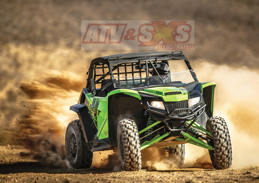 2018 Side X Side Of The Year Textron Wildcat Xx Atv
