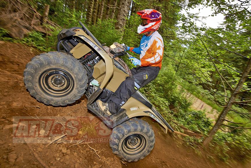 First Ride - Yamaha Kodiak 450 | ATV Illustrated