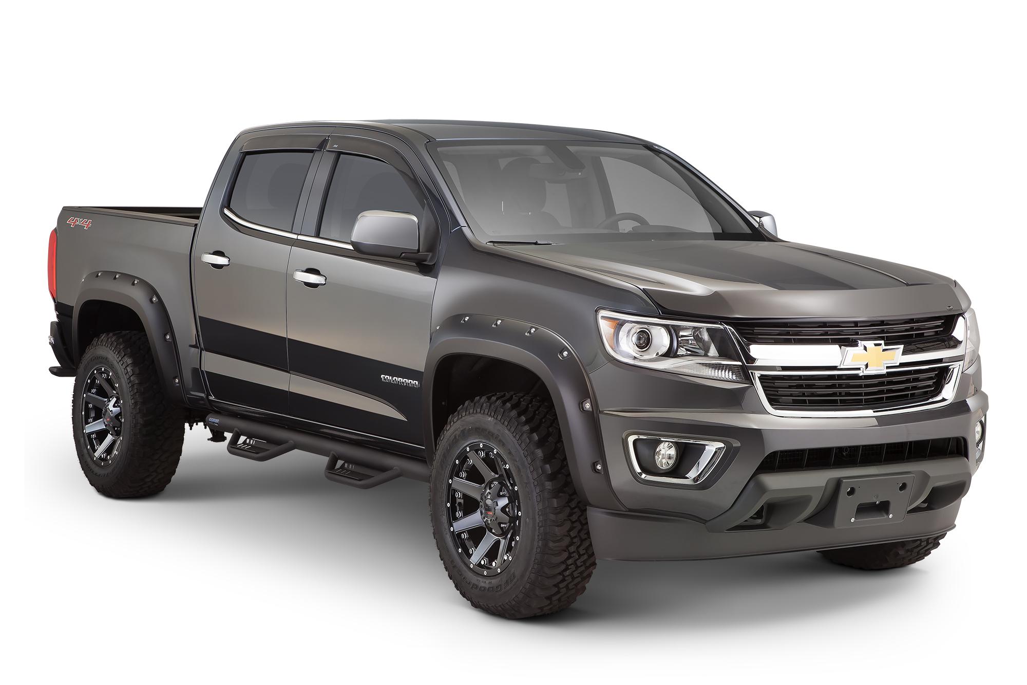 2015 Chevy Colorado Bushwacker   Autos Post
