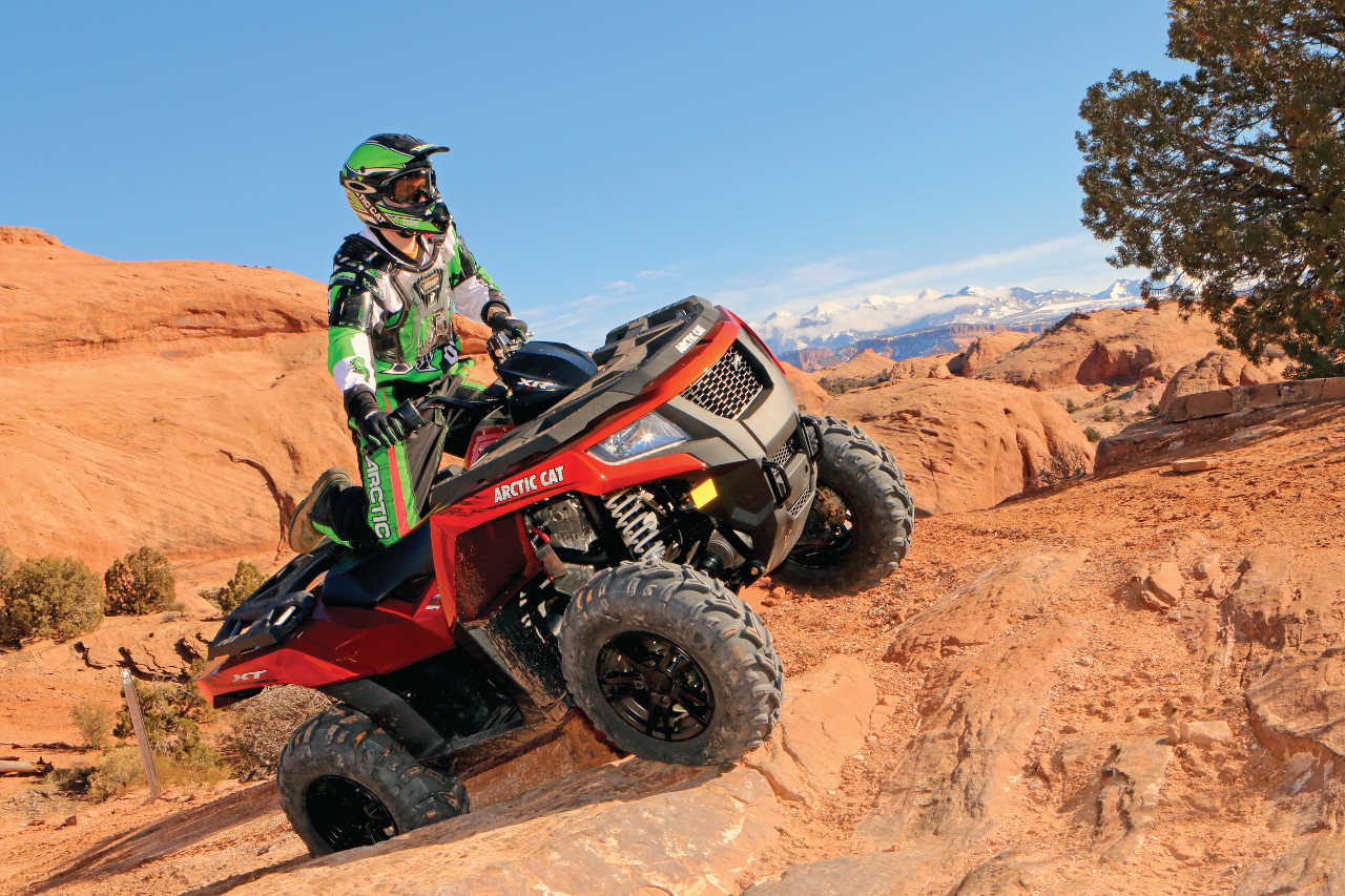 Rocky Mountain Atv St George Utah