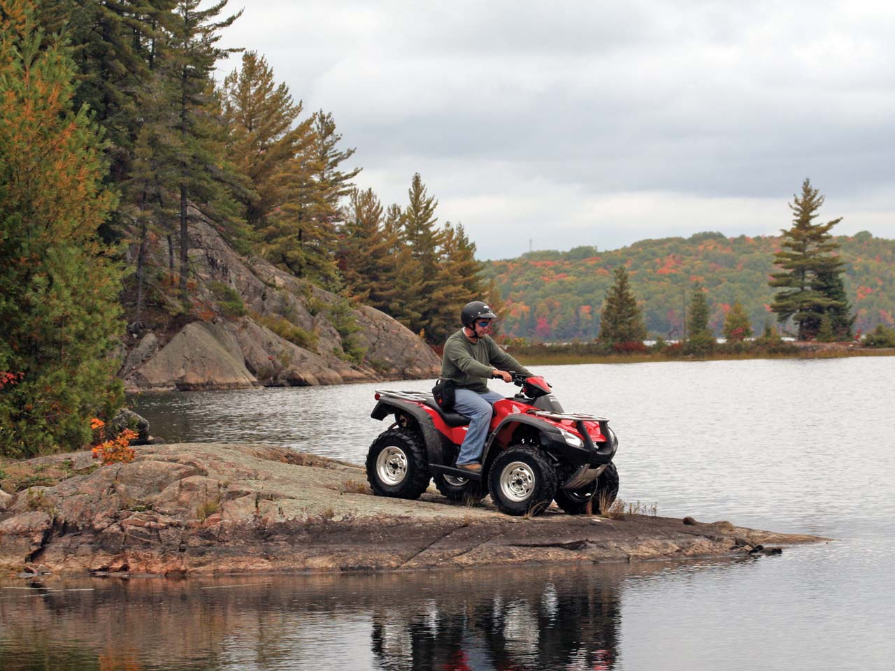 Trail And Travel Atv Illustrated S Favorite Ride Areas