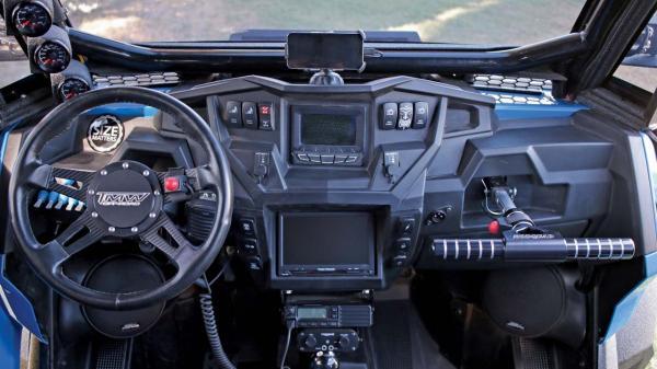Polaris 1000 Atv >> Tool Time - 2015 Polaris RZR XP-4 1000 Custom Build | ATV Illustrated
