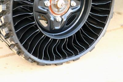 Michelin X Tweel Utv Wheel Review Atv Illustrated