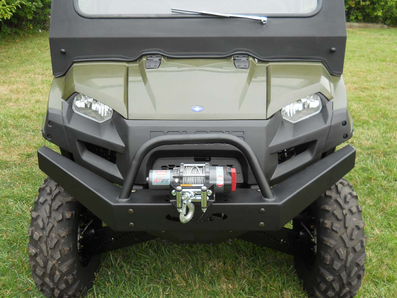 Extreme Metal Products Releases The Front Bumper For 2011 Polaris Sportsman Wiring Diagram Vendor2010emp Ranger Xpbumper Winch