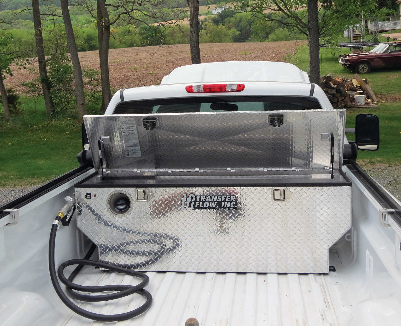 Pickup Truckss Auxiliary Fuel Tanks For Trucks 2015 Gm Pick Up Trailer Wiring